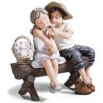 Статуэтки на тему Любовь и Дружба