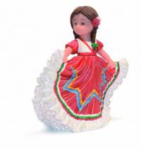 Статуэтка Nadal 746857 Mi vestido nuevo -Мое новое платье