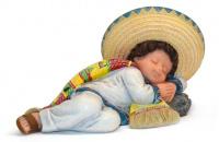Статуэтка Nadal 746865 Siesta Mexicana -Мексиканская сиеста
