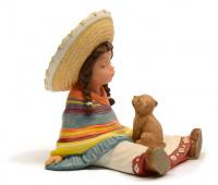 Статуэтка Nadal 746867 -Болтая с моей собакой