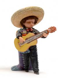 Статуэтка Nadal 746870 Mariachi guitarrista -Мариачи гитарист