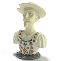 Статуэтка Nadal 763003 Busto Quijote (Бюст Дон Кихота)
