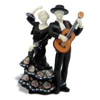 Статуэтка Nadal 763220 Pareja guitarra